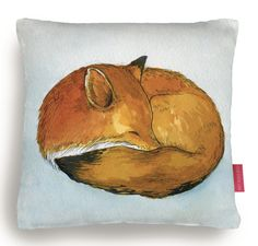 Cushion available for ONE WEEK ONLY!