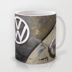 VW Indestructable Mug by Alice Gosling -