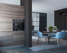 Дизайн интерьера кухни гостиной Kitchen Dinning Room, Divider, Interior Design, Furniture, Home Decor, Nest Design, Decoration Home, Home Interior Design, Room Decor