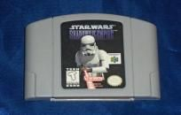 Star Wars Shadows of the Empire Nintendo 64 Game! Free Shipping!