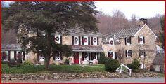 Colonial Splendor ( I want to do the wreath idea on the windows next winter)