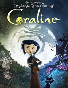 Coraline: An adventurous girl finds another world that is a strangely idealized version of her frustrating home, but it has sinister secrets.