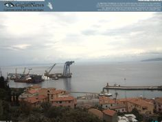 Giglio: the Costa Concordia Tue May 21 2013 11:00:05