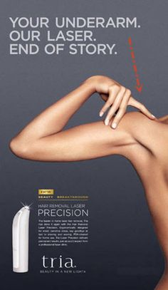 I had experience to use Tria Hair Removal Laser 4X when I was visiting my friend, living in Miami.Summer is beach and bikini time. Everyone want to look at their best. I was looking fit but I hated hair under my arms and some other part of body. (You know what I'm talking about :).I have been tired of shaving so I finally realized my only alternative was laser hair removal.