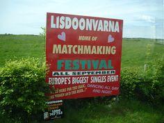 Irlanti matchmaking festivaali 2012
