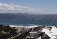 Snapper Rocks with Surfers Paradise on the horizon. #aussiephotos #australiagram #amazing_australia #canonphotos #canonaustralia #canon #canoncollective #discovergoldcoast #discoverqueensland #earthboundshots #escapeandexplore #exploreaustralia #fotofanatics_nature_ #goldcoast #greatsoutheast #igersgoldcoast #igersbrisbane #igersaustralia #horizon #travel #traveltheworld #travelaustralia #wow_australia #snapperrocks #visitgoldcoast #beach #ocean #surf #surfing by tazmh