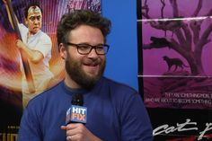 Seth Rogen's throwing a 'Sausage Party,' and...: Seth Rogen's throwing a 'Sausage Party,' and guess who's writing the theme song…