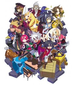 Game review – Disgaea 3 for PS Vita