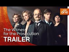 The Witness for the Prosecution: Trailer - BBC One - YouTube