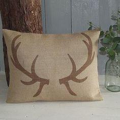' Antler ' Cushion