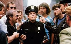 Police Academy Citizens On Patrol - Bing images Police Academy, North Myrtle Beach, Internet Movies, Comedy Films, Warner Bros, Citizen, The Man, Bing Images, Captain Hat