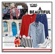 """Yoins.com 1..."" by cindy88 ❤ liked on Polyvore featuring NARS Cosmetics, Bobbi Brown Cosmetics, Miu Miu, yoins, yoinscollection and loveyoins"