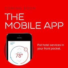 The Virgin Hotels Mobile App - Coming Soon