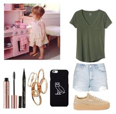 """""""Day with my daughter"""" by emma-horan-73 on Polyvore featuring mode, Topshop, Gap, Puma, Kendra Scott et Smith & Cult"""