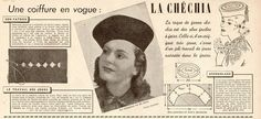 le-petit-echo-de-la-mode - how to make a hat