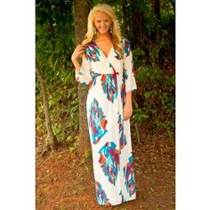 EVERLY:Party In Palm Springs Maxi Dress - $56.00