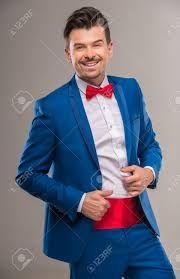 Resultado de imagen de trajes hombres con pajarita