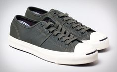 Converse Jack Purcell x Mackintosh Sneakers