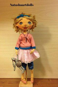 heirloom doll OOAK art doll fairytale gift textile stuff doll  #artdoll #clothdoll #ooakartdoll #ooakdoll #textiledoll #heirloomdoll #interiordoll #etsydoll #natashaartdolls #fabricdoll #softdoll #decorativedoll