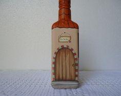 Garrafa Doce Lar R$ 37,00 www.elo7.com.br/ateliepintaecola