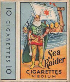 Sea Raider Cigarettes