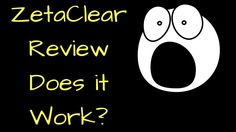 ZetaClear Review - Must Watch BEFORE you buy ZetaClear  https://www.youtube.com/watch?v=J04aX-wLScE #zetaclearreview #buyZetaClear #ZetaClear