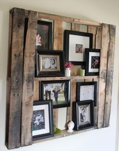 Wooden Pallet Shelves: Go For Difference!!