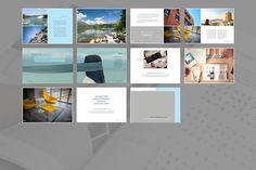 Multipurpose Corporate Portfolio by Typography Prime on @creativemarket