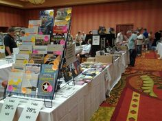 A great selection of Harpia and Airfile titles at the IPMS/USA National Convention.