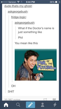 Doctor Phil of the Future
