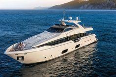 Ferretti Yacht 960