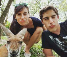 Kangaroo face???