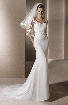 Robe de mariée La Sposa 2016 Modèle 16LS-Rebeca