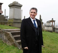 """""""You just ask cool people,"""" Craig Ferguson says of the guest roster for his Scotland episodes. """"And [robot sidekick] Geoff Peterson in a kilt is something to see!"""""""