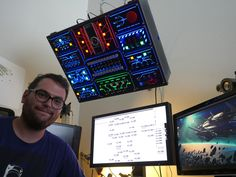 DIY Overhead Control Panel - Album on Imgur