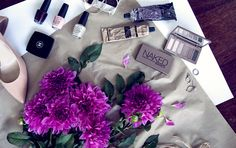 Urban Decay Naked Basics, beauty post from Inspiring Wit