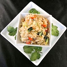 Vegan Thai Fried Rice