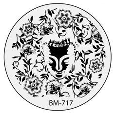 Bundle Monster 2015 Secret Garden Collection - BM717: Floral Enlightenment