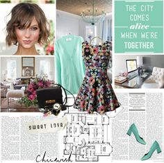 """""""Sweet Vintage"""" by electric-bird ❤ liked on Polyvore"""