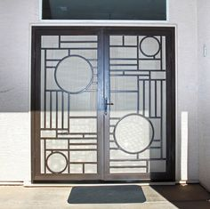 Night Groove   First Impression Security Doors