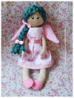 AnnDolls - Exclusive Handmade Dolls with love and care