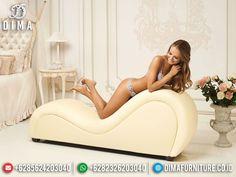 New Model Sofa Santai Bercinta, Sofa Tantra Kamasutra Cleoprata Luxury TTJ-1363 New Project Ideas, Comfortable Sofa, Tantra, New Model, Toddler Bed, Beige, Luxury, Fun, Decor Ideas