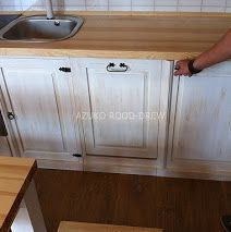 Kitchen Cabinets Made With Customeru0027s Design, Finished With Ecological  Varnish. Rood Drew U2013 Google+ | Pinterest | Posts, Kitchen Cabinets And  Design