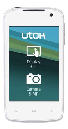 UTOK D35w Dual Sim, Sims, Phones, Display, Billboard