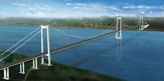 Puente Chacao es premiado por ser el mejor diseño ingenieril del mundo