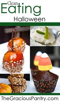 Clean Eating Halloween Recipes.  #cleaneating #eatclean #cleaneatingrecipes #halloween #halloweenrecipes