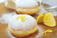 Beignets aux citron