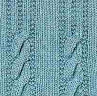Choosing a Stitch Pattern: The Cable Stripe - Knitting Daily - Blogs - Knitting Daily