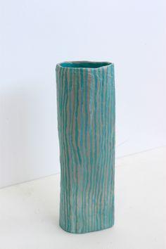 One-Off Long Vase by Kelly Lynn Jones on Little Paper Planes