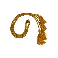 Double Graduation Cords - Cords and Stoles - Gold